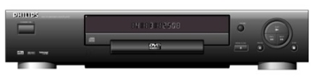 Philips DVD 702AT