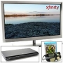 "Samsung 46"" 1080p 240Hz 3D LED-LCD HDTV w/ HDMI Cable, Blu-ray Player, Shrek Bundle & Two 3D Glasses"