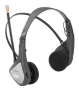 Sony SRF H3 - Headband radio - gray