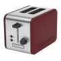 Kitchenaid 2slice Metal Toaster Gloss Cinnamon