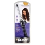 "Conair 1"" Double Ceramic Satin Finish Instant Heat Curling Iron - Pink"