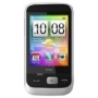 HTC Smart F3188 Unlocked GSM Smartphone with 3 MP Camera, Touch Screen, Bluetooth and MicroSD Memory Card Slot--International Version with No Warranty