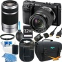 Sony NEX7K/B - NEX-7 24.3 MP Black Camera w/ 18-55mm & 55-210mm lens 32GB Bundle