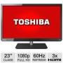 Toshiba 23 Inch 1080p 60Hz LED HDTV (23L1350)