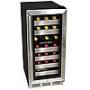 EdgeStar 26 Bottle Built-In Wine Cooler