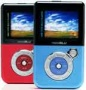 mobiBLU DHH-200 8 GB Media Player (Red)