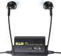 CAD NB2 Noise-Canceling Earphones, black