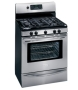 "FPDS3085KF Frigidaire Professional 30"" Dual Fuel Range - Stainless Steel"