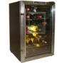 VinoTemp 28 Bottle Thermoelectric Wine Cooler - Fast FREE FedEx Shipping!