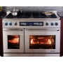 Dacor ER48DSCH Dual Fuel (Electric and Gas) Range