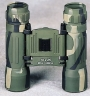 Woodland Camouflage 10 x 25MM Compact Binoculars