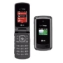 Verizon Wireless Prepaid - Samsung u365 No-Contract Mobile Phone - Black u365