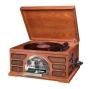 Crosley CR66 Audio Shelf System