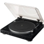 DENON DP200USB USB TURNTABLE - Black