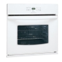 "Frigidaire FEB27S7FC 27"" Single Electric Wall Convection Oven, EasySet Controls, Self Cleaning"