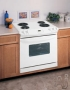 Frigidaire FED300ES - Range - drop-in - white