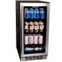 EdgeStar 84 Can Built In Beverage Cooler
