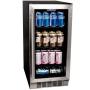 EdgeStar 84 Can Built In Beverage Cooler