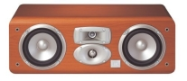 JBL LCICH3-Way, High Performance Dual 5 -1/4-Inch Center Channel Loudspeaker (Cherry)