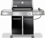 Weber 3741301 Genesis EP-310 Liquid Propane Gas Grill (Black)