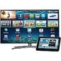 "Samsung LED Ultra-Slim Smart Wi-Fi 3D 1080p HDTV (ES7100) with Samsung 7"" Galaxy 2 Tablet"