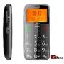 TTfone TT180 - Senior Mobile Phone - Big Button - Grand écran - Radio FM - Quadri-bande - fonction torche - touche SOS - Nouveau Design