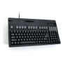 Unitech POS Keyboard K2724 - Keyboard - serial - 101 keys - black - English - US