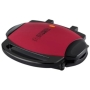 George Foreman 72 sq. in. Grill - Red