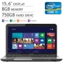Toshiba Satellite L855 Laptop Intel Core i7-3630QM 2.4GHz Blu-Ray Drive