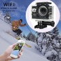 Efine SJ4000+Wifi 1.5 inch Waterproof Sports Digital Camera DV Camcorder 170 degree wide view angle 12 MP camera 30m waterproof motion detection and G