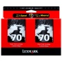 Lexmark #70 / 12A1970E Black Print Cartridge