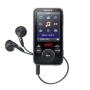 Sony - 4GB Walkman MP3 Player - Black