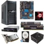AMD FX-8350 Eight-Core CPU/Gigabyte 990FXA-UD3 MB/8GB DDR3 1600 Patriot Viper Xtreme Memory/1TB WD Blue SATA HDD/Cougar Solution Steel Gamer Case w/75