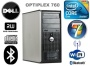 Powerful Dell OptiPlex 760 MT Computer - Intel Core 2 Duo 2.8GHz E7400 Processor - Wi-Fi & Bluetooth Enabled - Massive 500GB Hard Drive - Huge 4GB Mem
