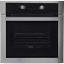 Hygena AE6BSMP Single Electric Oven - Stainless Steel