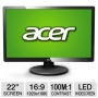 "Acer S220HQLAbd 21.5"" LED LCD Monitor - 16:9 - 5 ms"