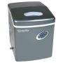 EdgeStar Portable Ice Maker - Titanium