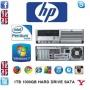 HP PC 1TB H/D 4GB MEMORY DUAL CORE WIFI DVDRW WINDOWS 7 (P6-7)