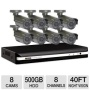 Q-see QS458-411 Video Surveillance System