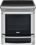 "Electrolux EW30ES65GB - Range - 30"" - freestanding - with self-cleaning - black"