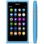 Nokia NK-N9 Smartphone with 3.9-Inch Touchscreen, 8 MP Camera, 16 GB Internal Memory and A-GPS - Unlocked Phone - International Warranty - Blue