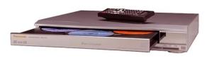 Panasonic DVD CP72S