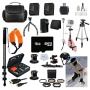 Gopro Everything You Need Package for GoPro Hero3+ Kit Includes: Outdoors Kit with Arm Mount & Flat Surface Mount + 6 PC. GoPro Filter Kit + Tripod +
