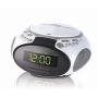 COBY CD-RA145 - CD clock radio