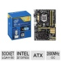 Intel Core i7-4770 Processor and Asus Z87-Plus LGA1150 Socket Motherboard Bundle  BX80646I74770 Bundle
