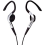 Sony MDR-J20 Clip-On Headphones (Black/Silver)