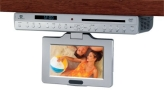 "AUDIOVOX UNDER COUNTR 7"" LCD TV/ DVD PLYR"