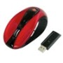 DAYTONA II Wireless Mini Optical Mouse - Fire Red