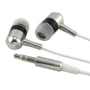 HI-quality bass for ipod touch in-ear headphones earbud
