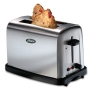 Oster 6325 2-Slice Toaster, Brushed Stainless Steel